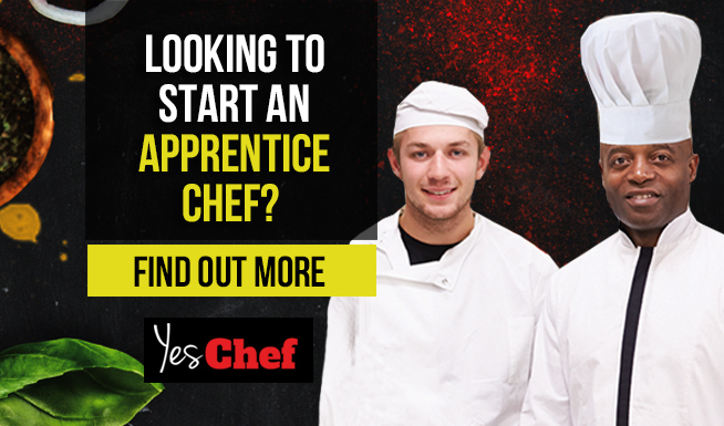 yes chef start an apprentice ad