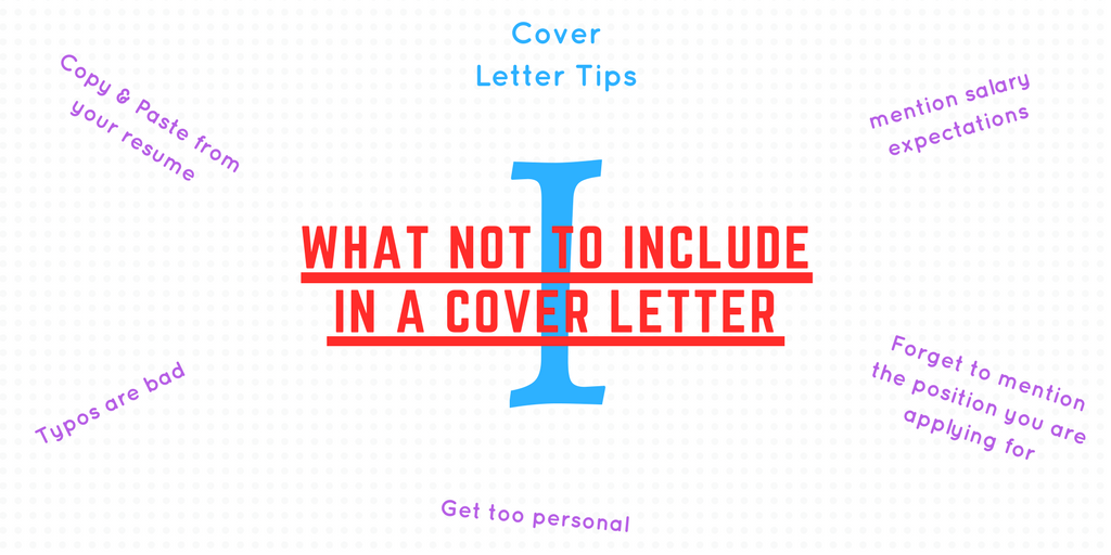 cover letter au